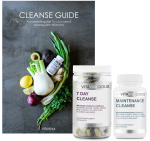 7 Day Cleanse pack with Cleanse Guide