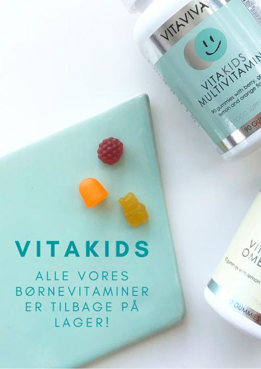 Our VitaKids Vitamins